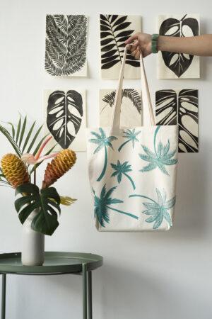 bolsa-tote-palmeras-turquesa