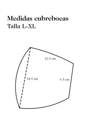 medidas LXL